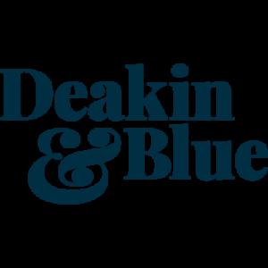 Deakin Blue logo