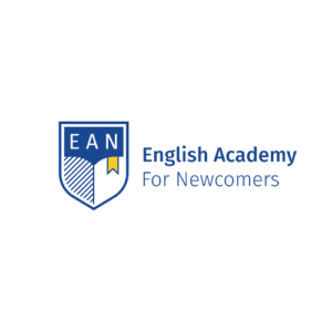 english academy for newcomers logo