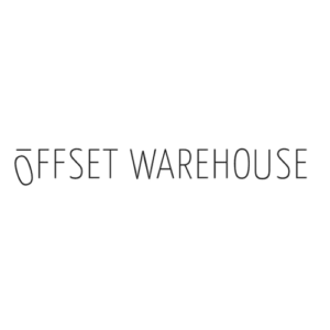 Offset Warehouse logo
