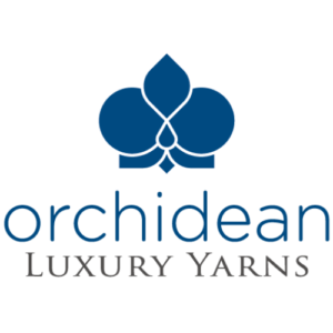 Orchidean luxury yarns logo