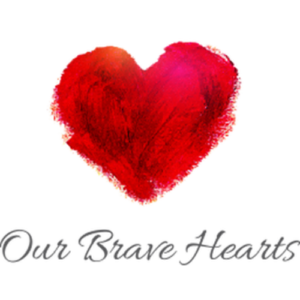 Our Brave Hearts Logo