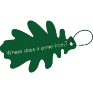 Where does it come from logo