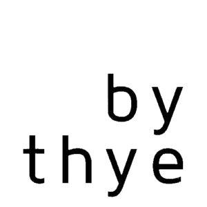 by thye logo