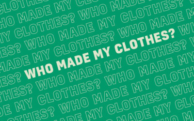 How to reply to a customer asking #WhoMadeMyClothes — clearly & convincingly